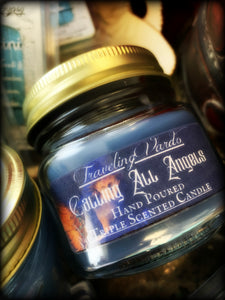 CALLING ALL ANGELS ~ Hand Poured Highly Fragranced Candle