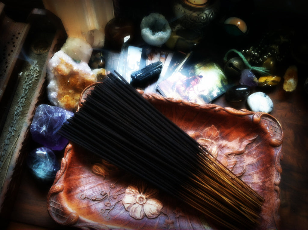 INCENSE ~ Premium Quality Highly Fragranced Hand-Dipped Sticks
