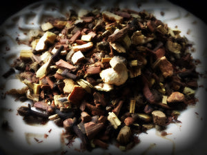MIDNIGHT DREARY ~ Premium Spiced Herbal Tea Blend