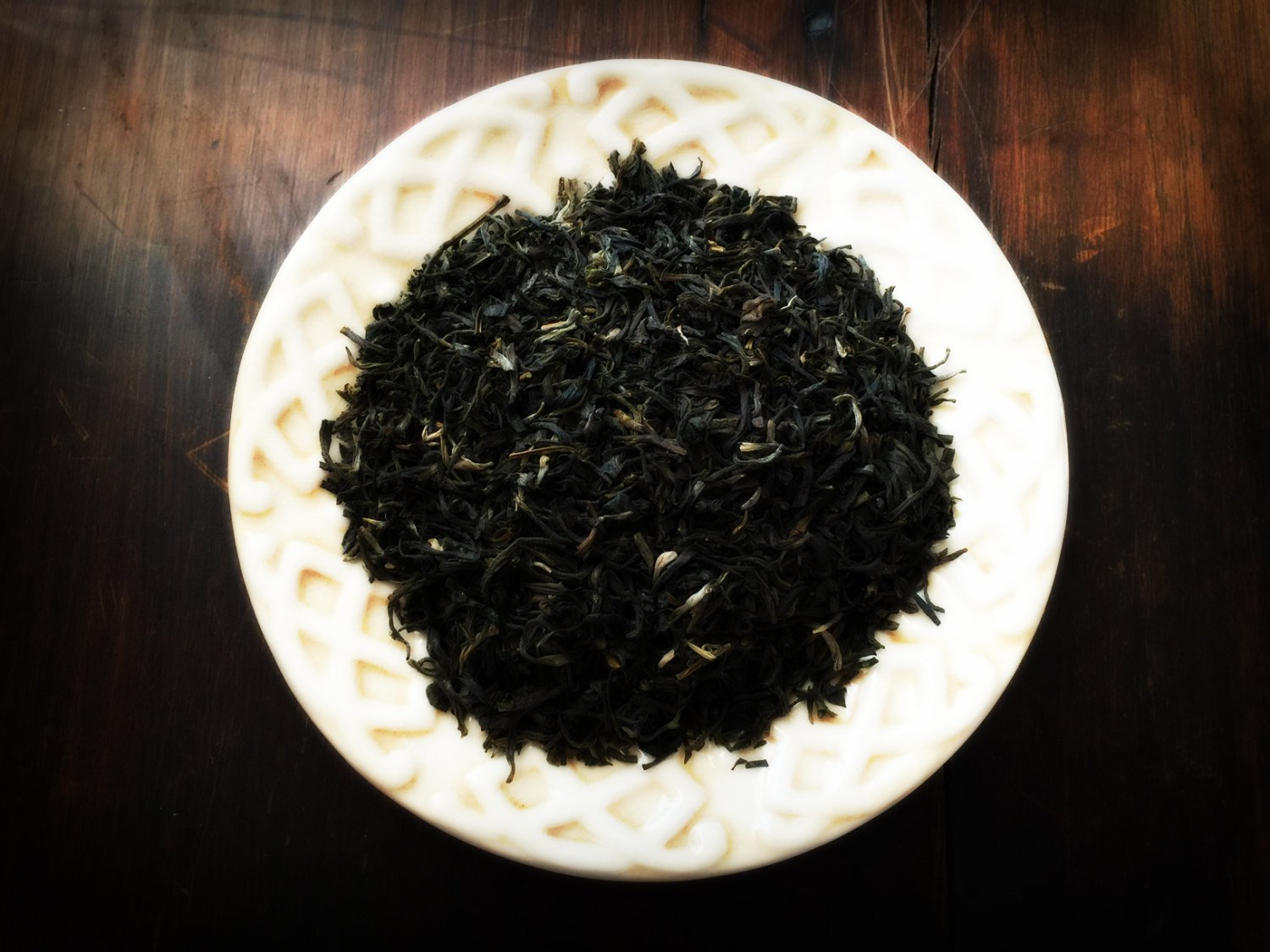 MONKEY KING JASMINE ~ Green Tea with Jasmine Blossom