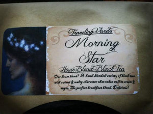 MORNING STAR ~  Premium Black Tea Blend
