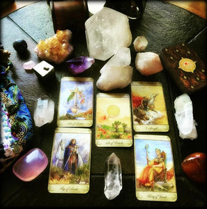 TAROT & ORACLE READING ~ For Guidance and Clarity ~ Down the Rabbit Hole
