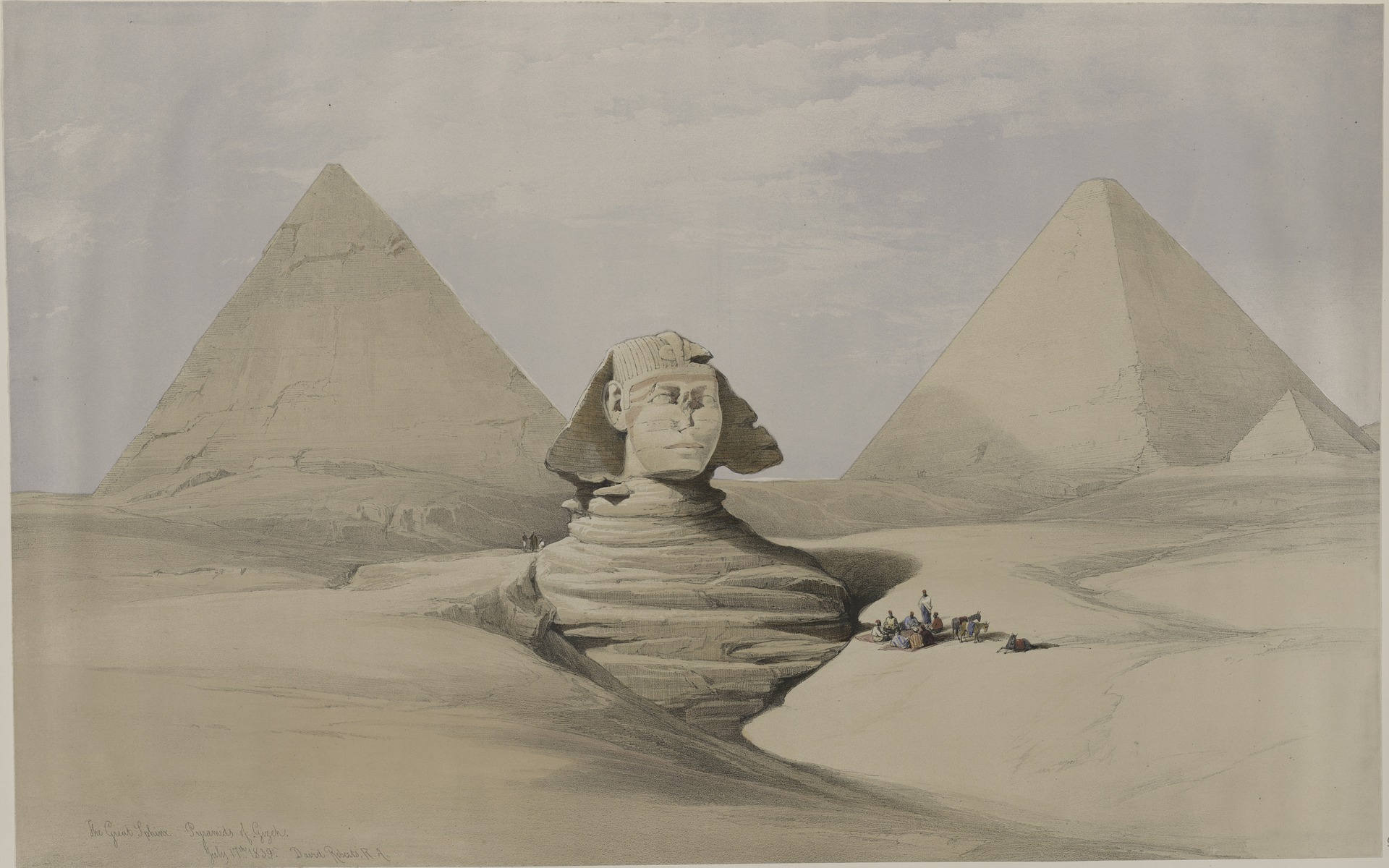 VALLEY OF THE KINGS ~ Classic Egyptian Musk