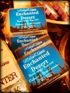 ENCHANTED DESERT ~ Highly Fragranced Soy Blend Wax Tarts