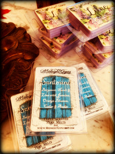 SANTORINI ~ Highly Fragranced Soy Blend Wax Tarts