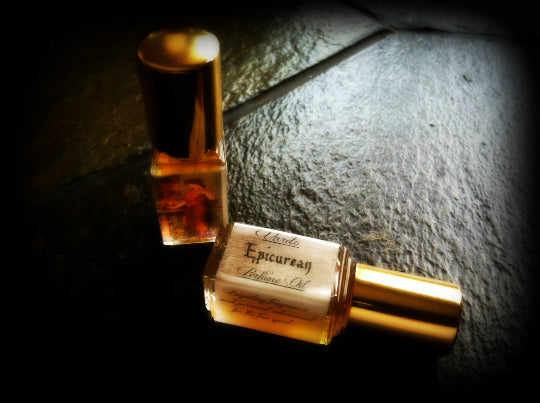 EPICUREAN PERFUME OIL ~ Red Musk Sweetened With Wildflower Honey and Onycha Resin