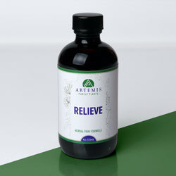 RELIEVE, Herbal Pain Formula - FDA compliant - Artemis Purely Plants