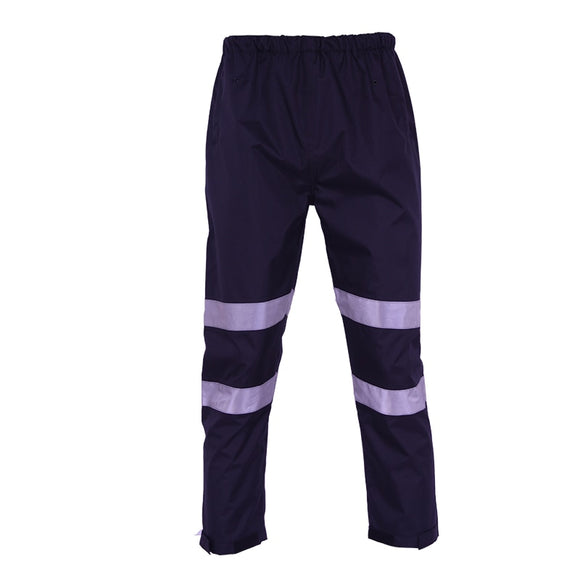 Unisex Hi Vis Reflective Work Safety Trousers (2XS - 2XL)
