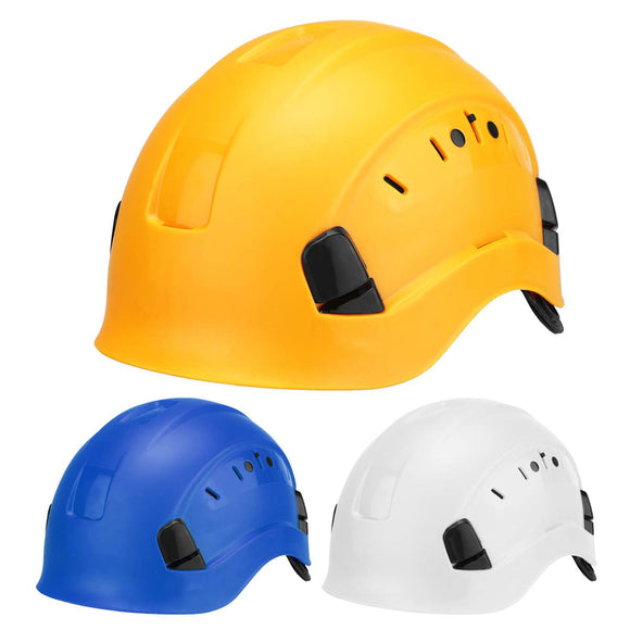 ABS Outdoor Work Safety Construction Protective Helmet