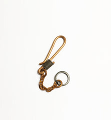 Zuriick - S.W.x.Z. Copper Key Chain