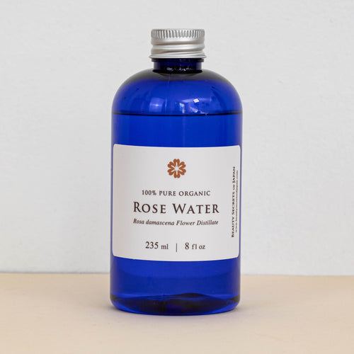 ROSE WATER    --Rose Hydrosol Refill 8oz  -- Back in stock on Jan 15th.