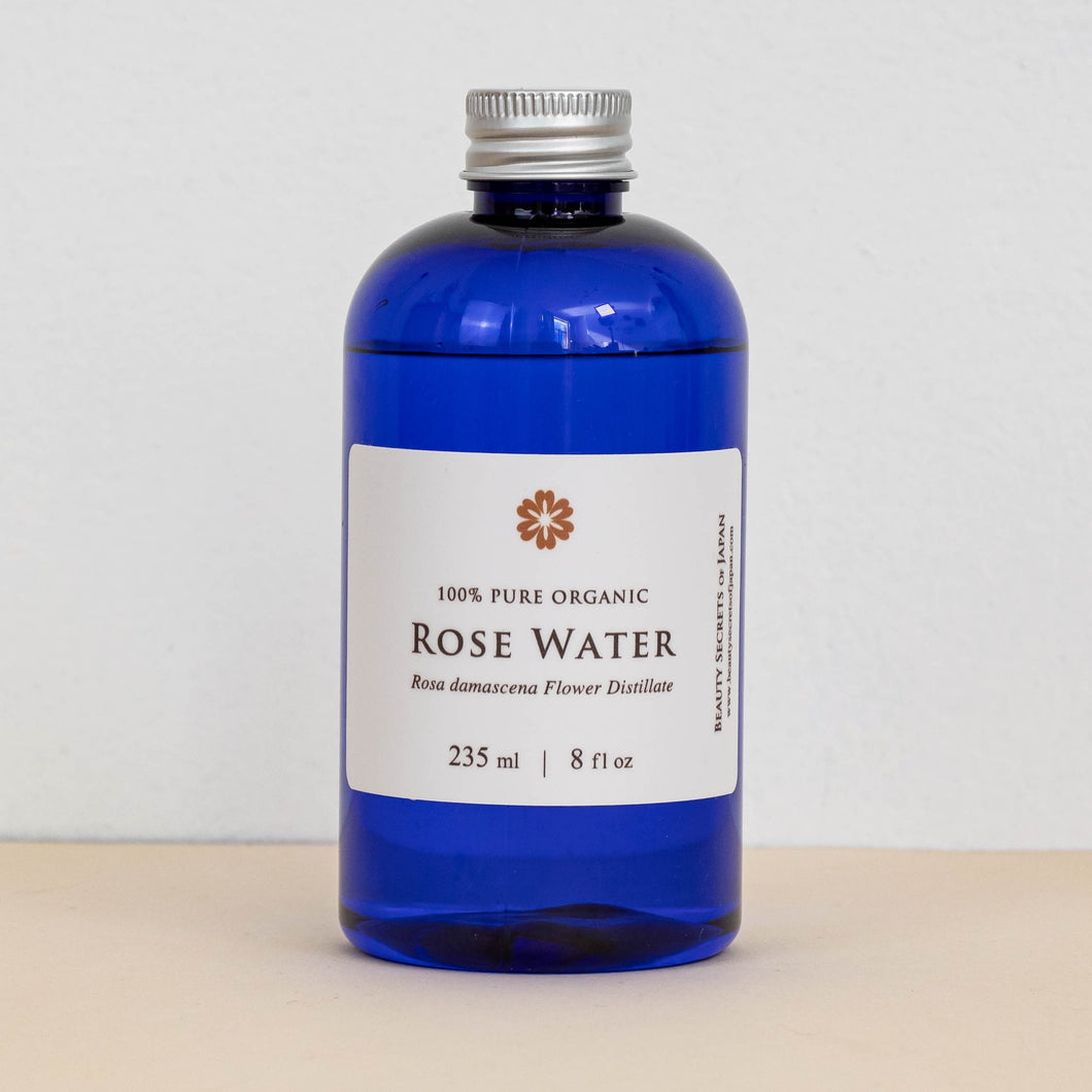 ROSE WATER    --Rose Hydrosol Refill 8oz  --
