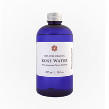 Load image into Gallery viewer, ROSE WATER 100%   --Rose Hydrosol Refill 8oz  --