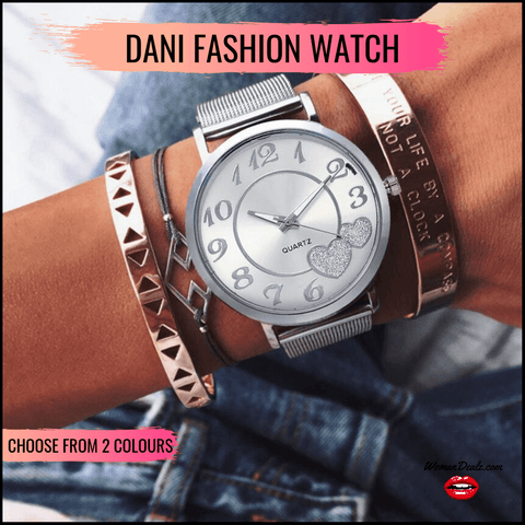 DANI FASHION WATCH