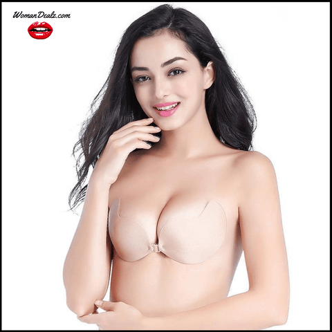Strapless Silicone Push Up - Self Adhesive Invisible Bra