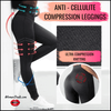 Anti - Cellulite Compression Leggings