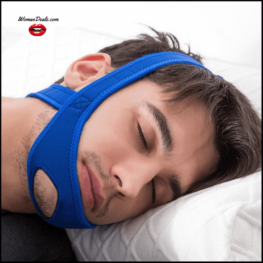 THE ULTIMATIVE ANTI-SNORING SET