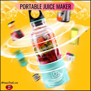 Portable Juice Maker