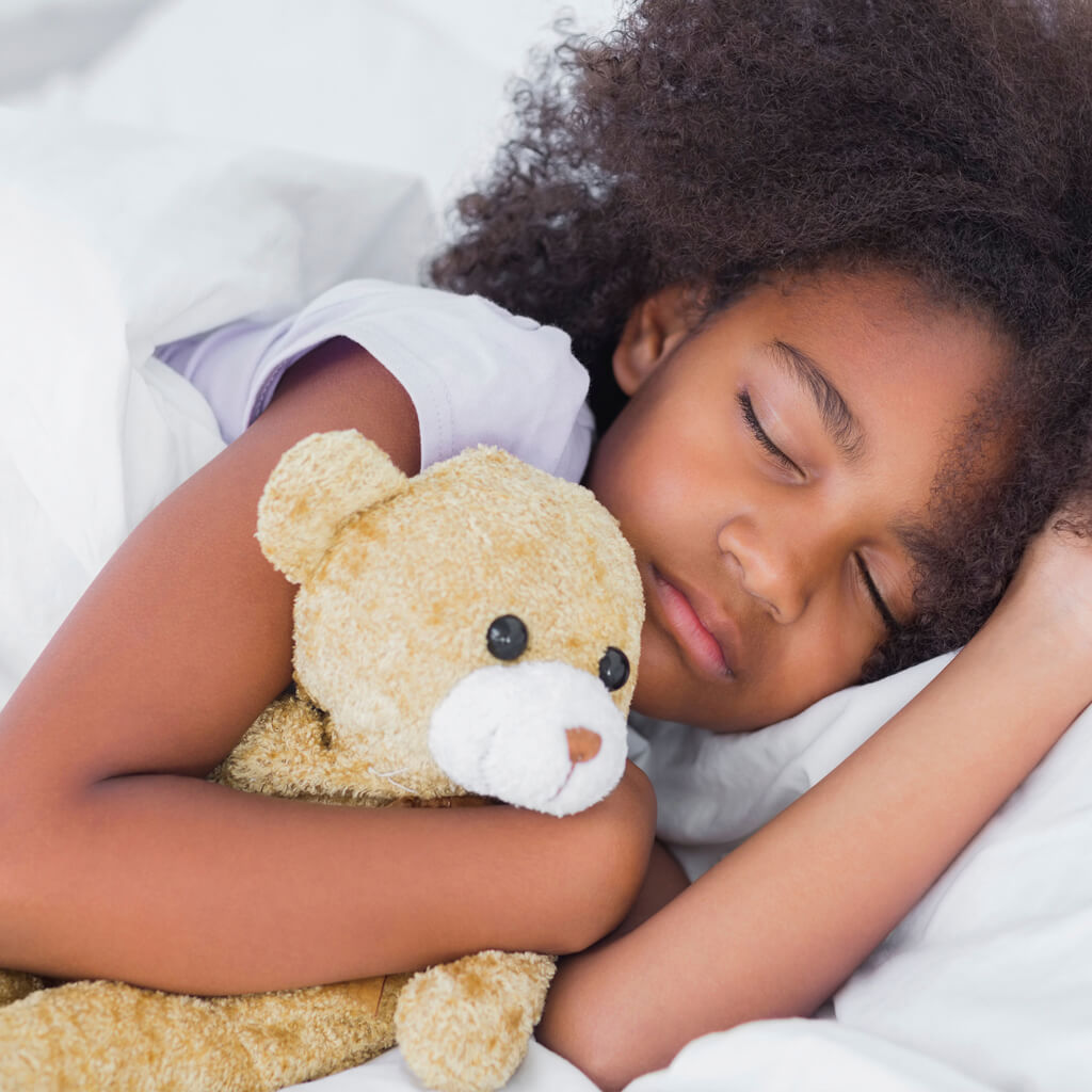 Deep-sleeping children: do alarms work?