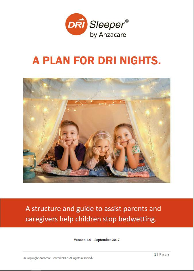 A Plan for DRI Nights by Karen Radford