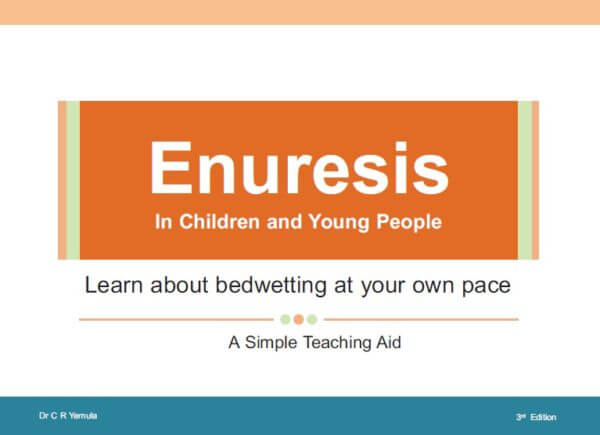 Enuresis in Children and Young People