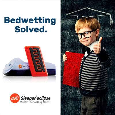 Eclipse Duet - wireless bedwetting alarm with parental monitor