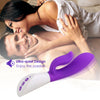 G Spot Rabbit Vibrator Adult Toy, 10 Functions Rechargeable Rabbit Toy for Clitoris Stimulation