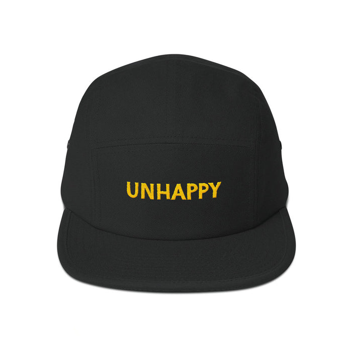 Unhappy 5-Panel Hat