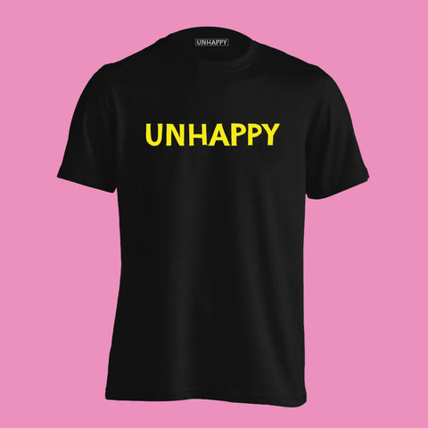 Unhappy Tee + HARVERD DROPOUT CD