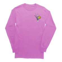 Load image into Gallery viewer, PINK LONG SLEEVE - 'A OK'