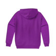 Load image into Gallery viewer, PURPLE HOODIE 'I Love It'