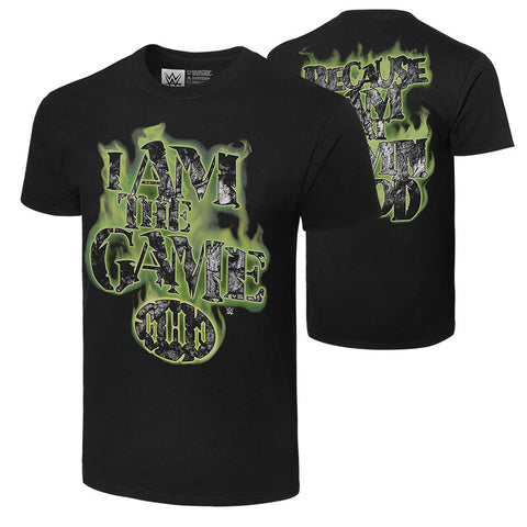 "Triple H ""I Am The Game"" Retro"