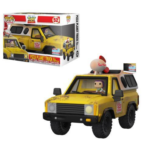 Pizza Planet Truck and Buzz Lightyear (2018 Fall Con Ex.) 52