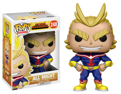 All Might 248