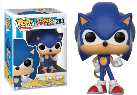 Sonic with Ring 283
