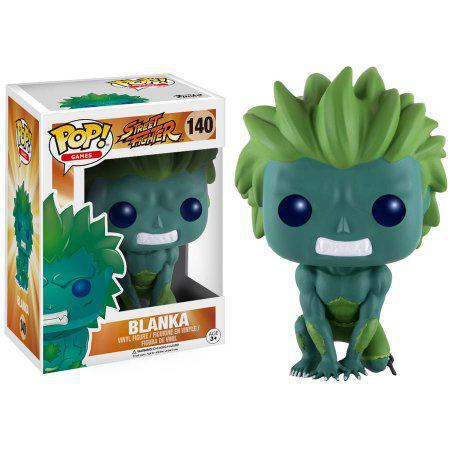 Street Fighter Blanka (Walmart Exclusive) 140