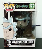 Weaponized Rick 172