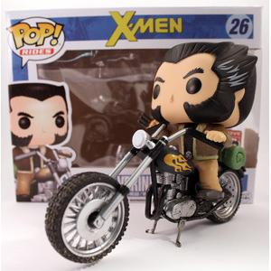 Wolverine's Motorcycle (Marvel Collector Corps) 26