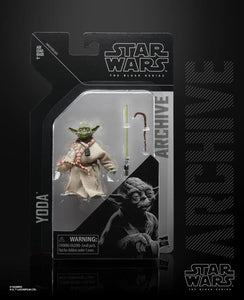 Yoda The Black Series Archive