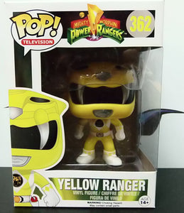 Yellow Ranger  362