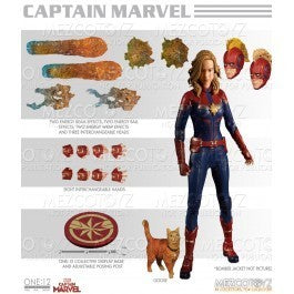 One: 12 Collective - Captain Marvel