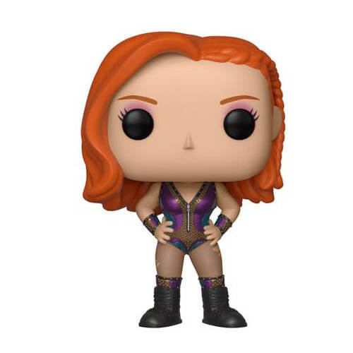 Becky Lynch Autograph Item (Common Pop Only)