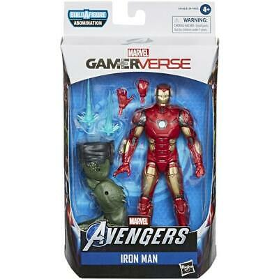 Marvel Legends- Avengers Video Game Iron Man