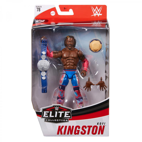 Kofi Kingston Elite 78