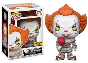 Pennywise With Balloon (Hot Topic Ex.) 475