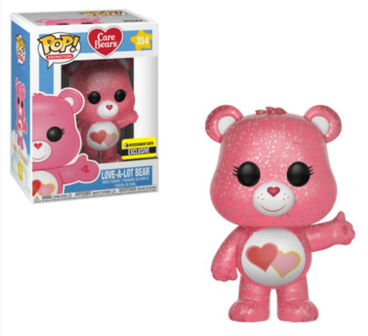 Love-A-Lot Bear (Entertainment Earth Ex.) 354