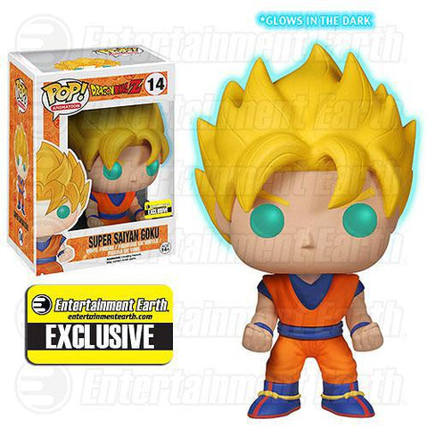 Super Saiyan Goku (Entertainment Earth Ex. GITD) 14