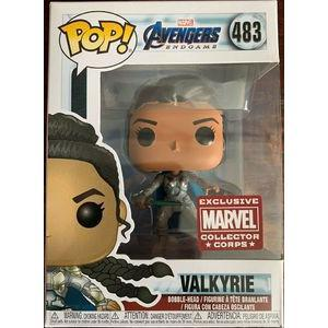 Valkyrie (Marvel Collector Corps Ex.) 483