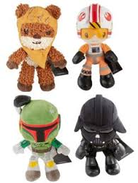 Star Wars Basic 8-Inch Plush