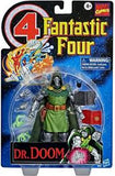 Fantastic Four Dr. Doom Marvel Legends Vintage